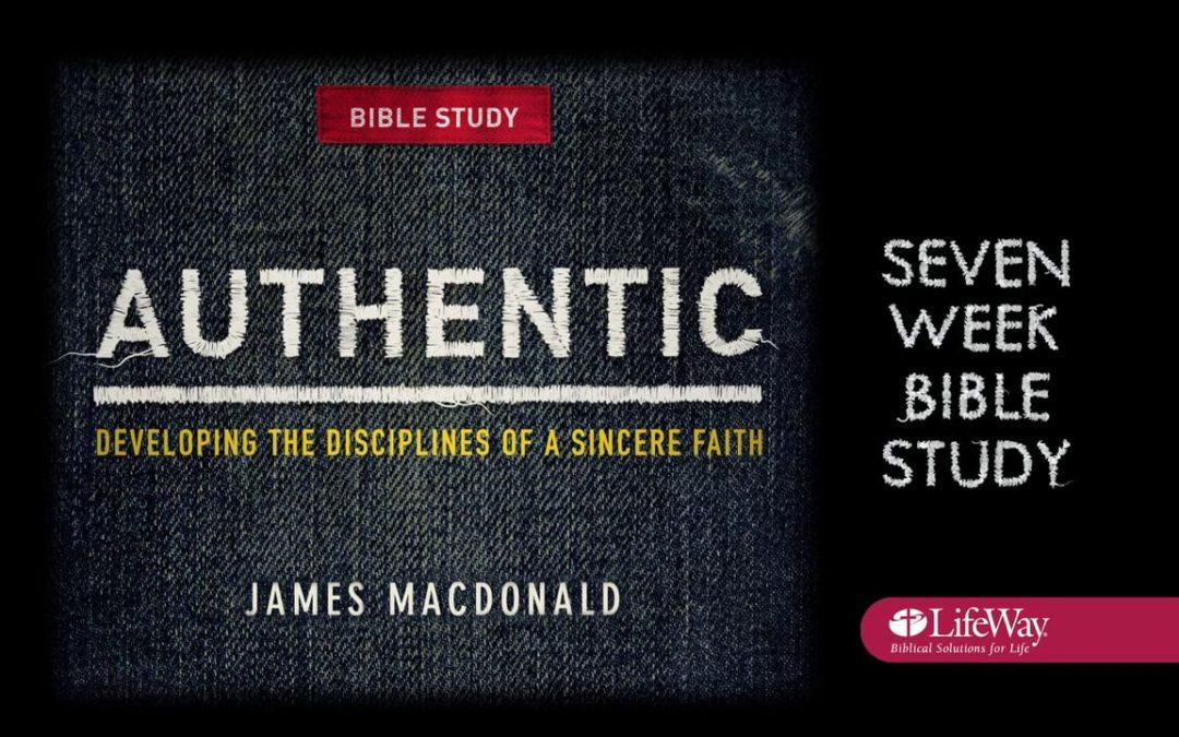 Friday Morning Men's Bible Study