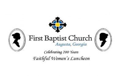 Faithful Women Celebrating 200 Years!