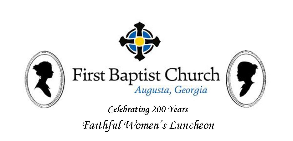 Faithful Women Celebrating 200 Years!