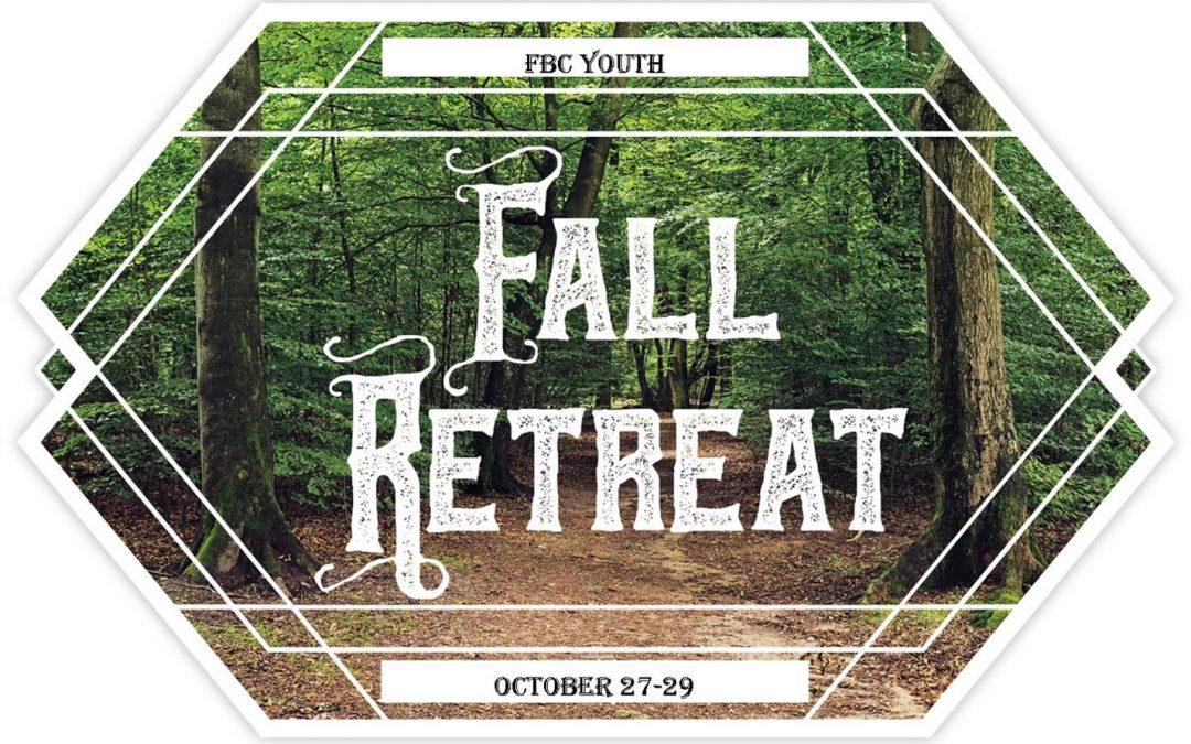 Youth Fall Retreat