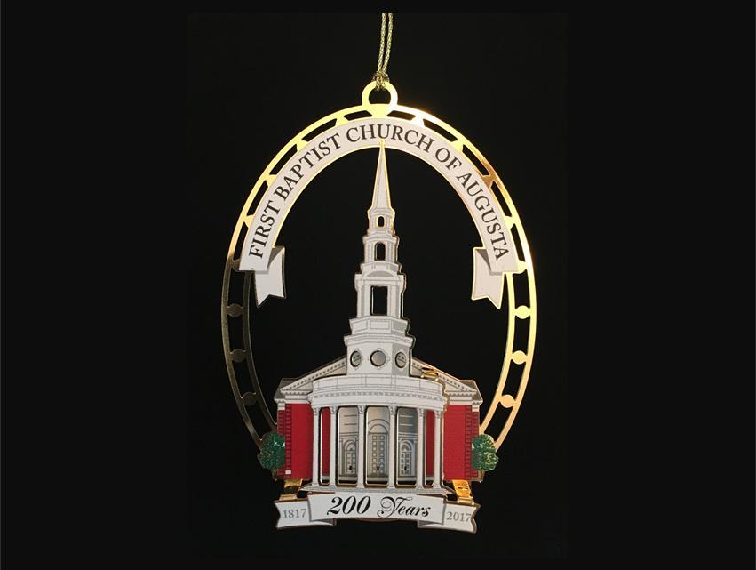 200th Anniversary Ornament