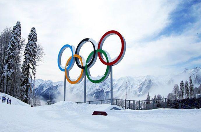Winter Olympics Mother/Son Fun!