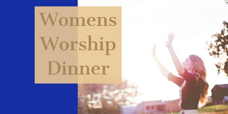 Womens Worship Dinner