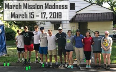 March Mission Madness 2019