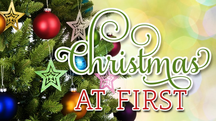 Christmas at First Baptist
