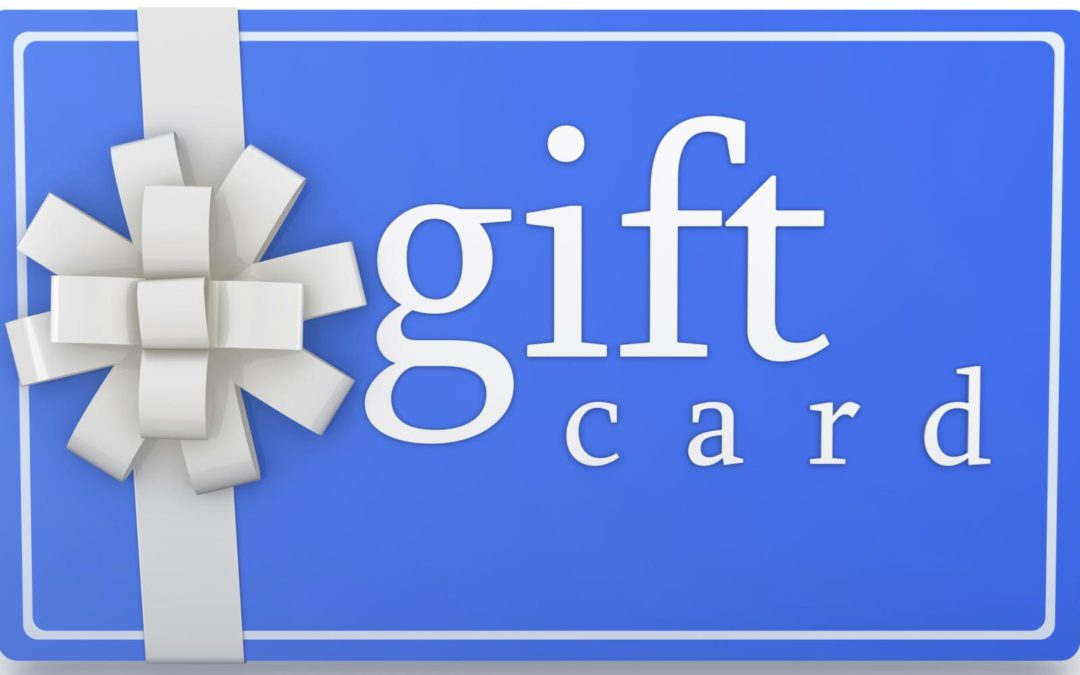 Christmas Gift Card Project