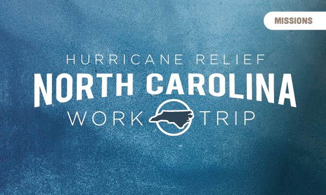 Hurricane Relief Mission Trip