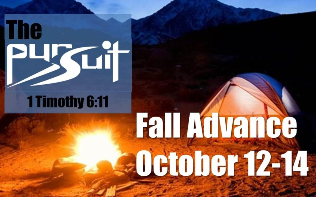 Fall Advance 2019